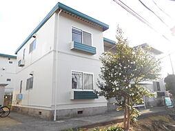 大阪府富田林市藤沢台3丁目の賃貸アパートの外観