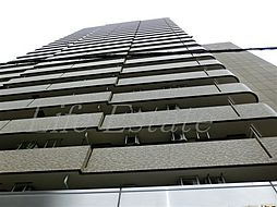 キングマンション心斎橋東[19階]の外観