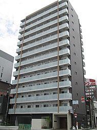 レジディア大阪福島[1001号室]の外観