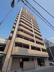 プレサンス心斎橋ルティア[4階]の外観