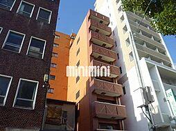 第二宝来マンション[3階]の外観