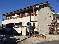 花井アパート C棟[2階]の外観