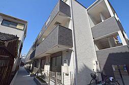 阪急京都本線 上新庄駅 徒歩7分の賃貸アパート