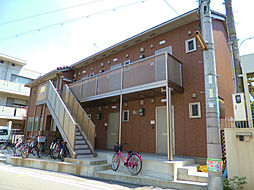 ベルリード甲子園[201号室]の外観