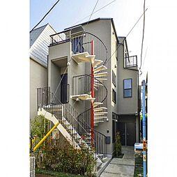 東京都杉並区方南2丁目の賃貸アパートの外観
