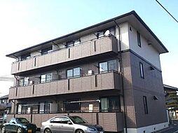 長野県松本市笹部2丁目の賃貸アパートの外観