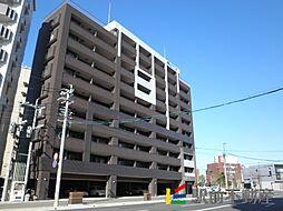 福岡県福岡市中央区長浜3丁目の賃貸マンションの外観