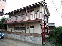 松井荘[3号室]の外観