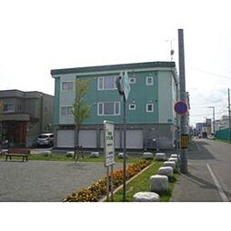 中のマンションB[0021号室]の外観