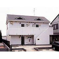 愛知県愛知郡東郷町兵庫2の賃貸アパートの外観