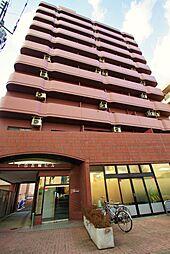 宮城県仙台市宮城野区五輪2丁目の賃貸マンションの外観