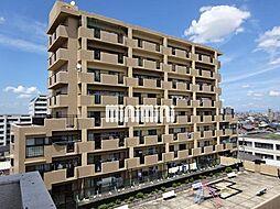 カニエ中央ハイツ[4階]の外観