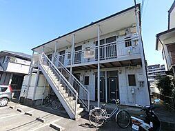 千葉県千葉市若葉区千城台北4丁目の賃貸アパートの外観
