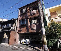 京都府京都市中京区姉大宮町東側の賃貸マンションの外観