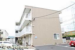 神奈川県相模原市南区麻溝台6丁目の賃貸マンションの外観