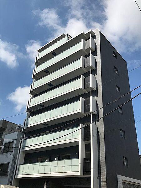Comfort Residence Nippori(コンフォ[402号室]の外観