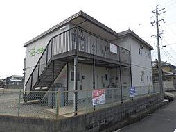 三重県津市雲出長常町の賃貸アパートの外観
