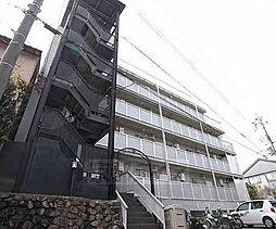 京都府京都市伏見区深草大亀谷万帖敷町の賃貸マンションの外観