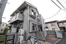 東京都武蔵野市吉祥寺南町5丁目の賃貸アパートの外観