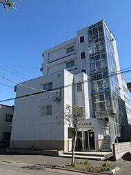 北海道札幌市北区北二十二条西7丁目の賃貸マンションの外観