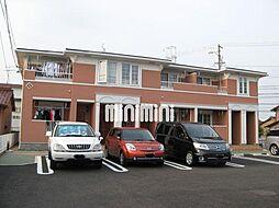 ベル・コリーヌB[2階]の外観
