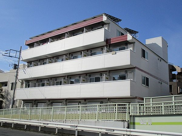 ロイヤルパイン新所沢[2階]の外観
