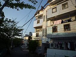 大阪府寝屋川市南水苑町の賃貸マンションの外観