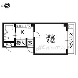 京都地下鉄東西線 御陵駅 徒歩14分