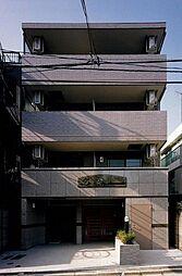 ガーラ渋谷本町[202号室]の外観