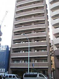 東京都渋谷区神泉町の賃貸マンションの外観