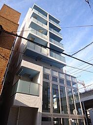 ヴィーブル駒川2[4階]の外観