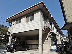 青雲マンション[2階]の外観