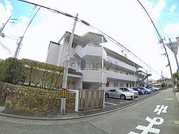篠崎マンション[1階]の外観