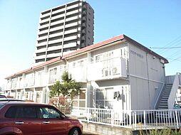 グランデール永田[1階]の外観