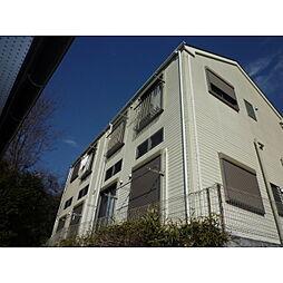 ビックオレンジ横浜西谷A棟[2C号室]の外観