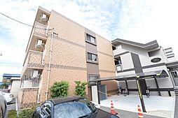 兵庫県伊丹市桑津3丁目の賃貸マンションの外観