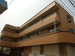 大阪府箕面市今宮2丁目の賃貸マンションの外観