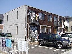 [テラスハウス] 兵庫県姫路市飾磨区上野田6丁目 の賃貸【/】の外観