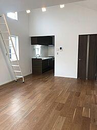 世田谷区上用賀6丁目 戸建 全5棟 1号棟 2SLDKの居間