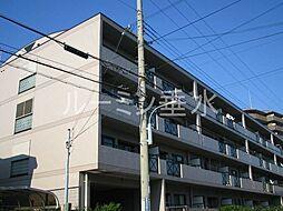 フォーラム城ヶ岡弐番館[2階]の外観
