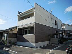 兵庫県尼崎市戸ノ内町2丁目の賃貸アパートの外観