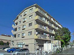 アビタシオン薮崎[2階]の外観