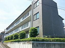 東京都八王子市子安町2丁目の賃貸マンションの外観