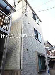 東京都墨田区東向島6の賃貸アパートの外観