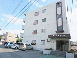 山梨県甲府市上石田2丁目の賃貸マンションの外観