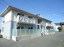 福岡県北九州市八幡東区末広町の賃貸アパートの外観