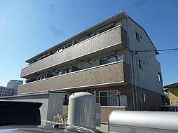 フローラ稲葉[1階]の外観