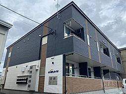 仙台市営南北線 広瀬通駅 徒歩13分の賃貸アパート