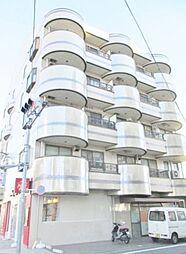 東京都足立区保木間2丁目の賃貸マンションの外観