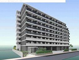 東京都江東区清澄の賃貸マンションの外観